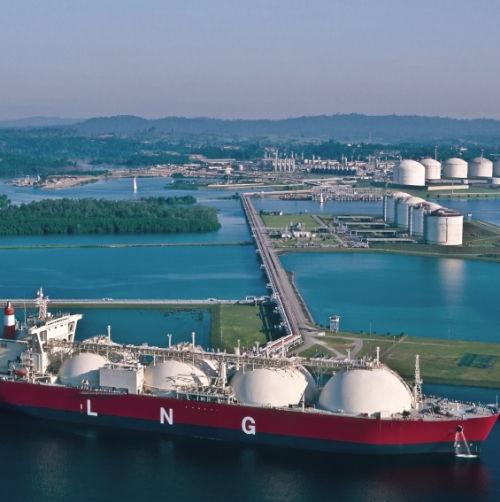 LNG - Liquefied Natural Gas
