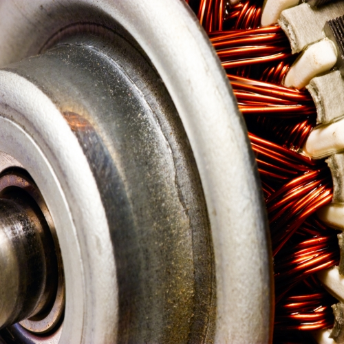 Electric Motors & Generators
